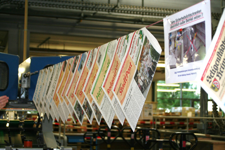 """Ist ein """"Leistungsschutzrecht"""" für Presseverlage sinnvoll?"""